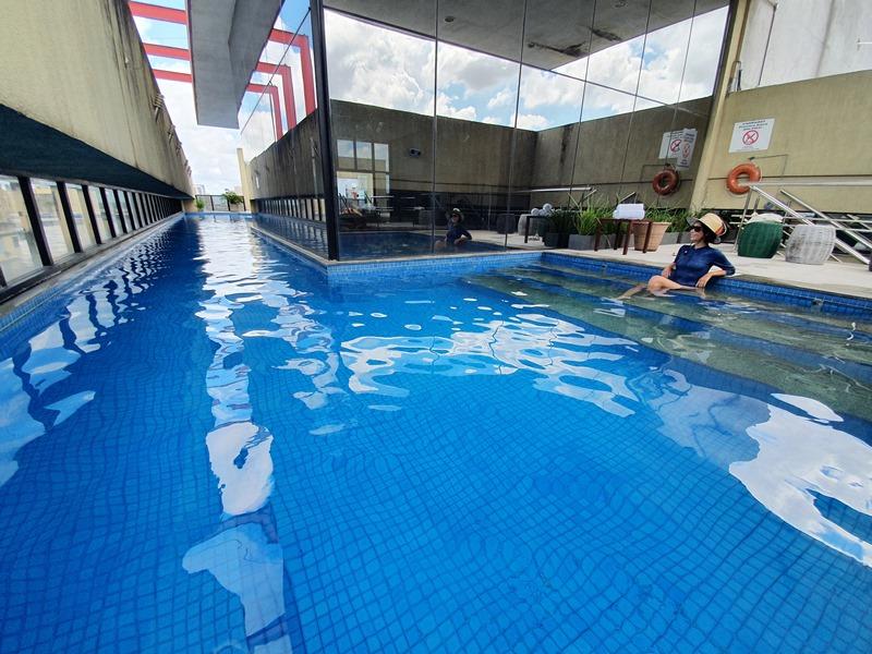 Radisson Hotel Belém avaliação