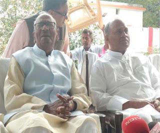 बिहार: JDU से हरिवंश व रामनाथ ठाकुर जाएंगे राज्यसभा, BJP ने तय किया विवेक ठाकुर का नाम