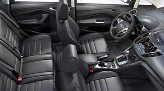 87 2019 Ford Bronco Interior 2019 Ford Bronco Interior