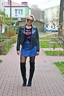 jeansowa_spodnica_skorzana_ramoneska_buty_za_kolano_karyn4