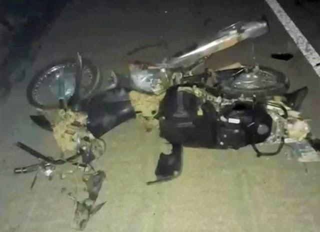Motociclista morre após batida com carro em rodovia do Sudoeste da Bahia