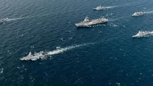 Turki Dalam Bahaya, Prancis Kerahkan Kapal Induk Nuklir ke Mediterania