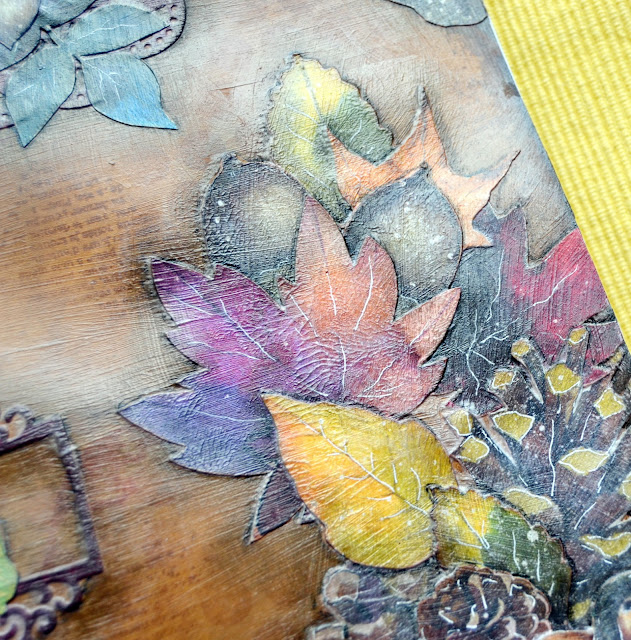 Dreams of Autumn & Time and Place_ Thanksgiving Blessed Art Journal Page_Denise_21 Nov 04