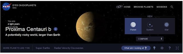 Planet ada kehidupan