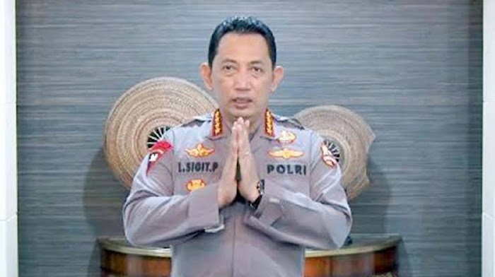 Ogah Cabut Kasus Abu Janda, KNPI Tagih Janji Kapolri Hukum Tajam ke Atas