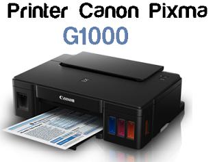 Canon PIXMA G1000 image