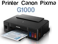 Canon PIXMA G1000 Driver Download - Windows, Mac
