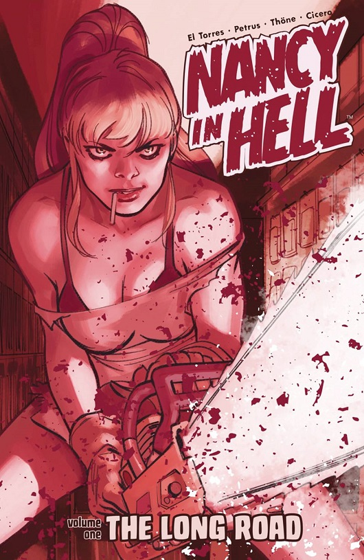 Cover of Nancy in Hell TP (MR)
