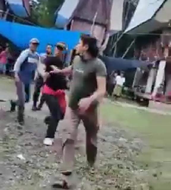 Bubarkan Judi Sabung Ayam, Polisi di Toraja Utara Dicaci dan Nyaris Ditikam Botol Bir