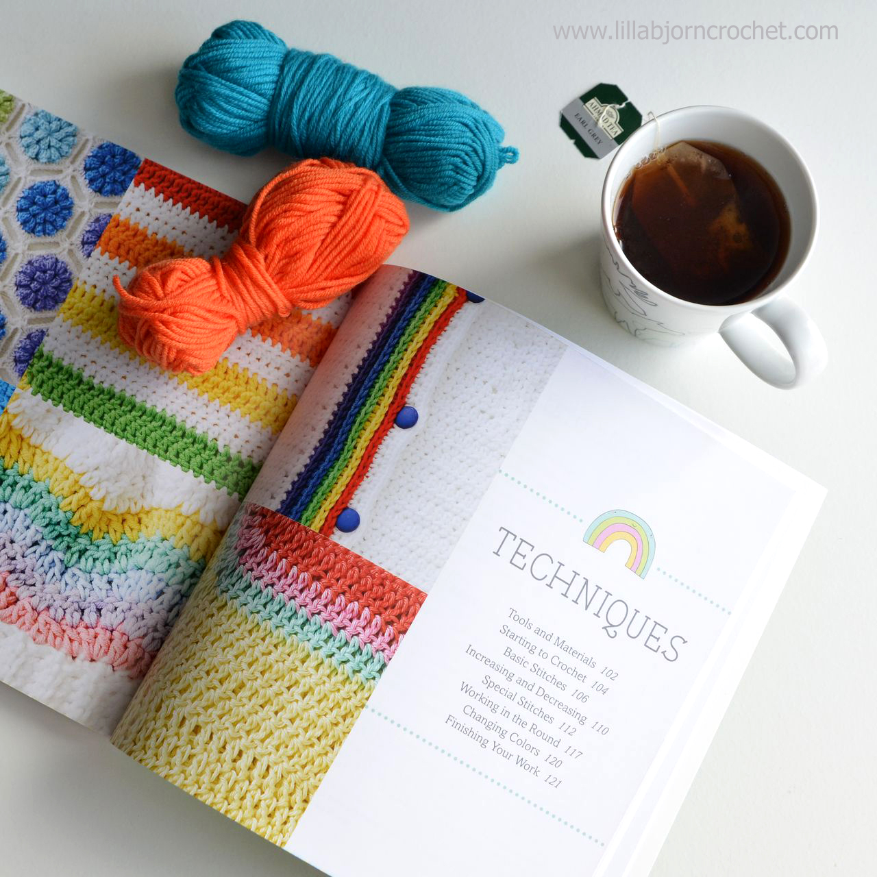 Something About New Books in the World of Crochet | LillaBjörn\'s ...