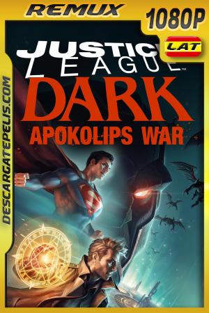 Justice League Dark: Apokolips War (2020) 1080P BDREMUX Latino – Ingles