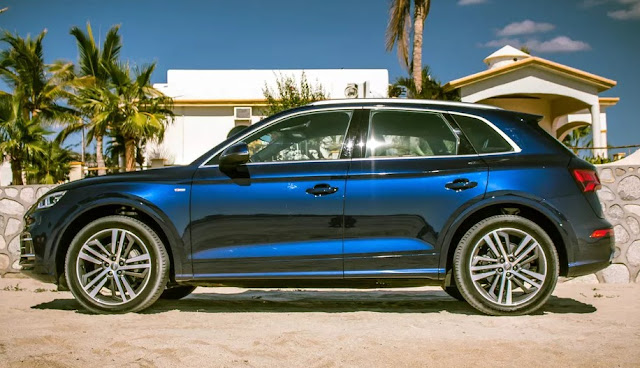 All-new 2018 Audi Q5 Reviews