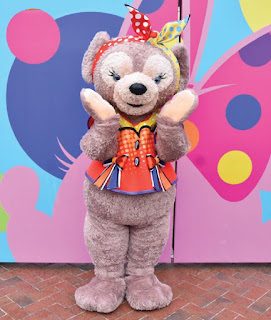 上海迪士尼度假區(Shanghai Disney Resort)2020年「春日限定彩色慶典」(Disney Color-Fest)活動安排, ShellieMay
