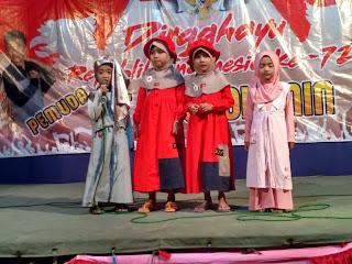 Puisi : Selamat Hari Kemerdekaan Indonesiaku