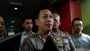 Polisi Tangkap Provokator Ricuh Demo Tolak Omnibus Law