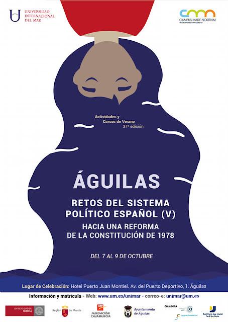 """Curso: """"Retos del sistema político español (V). Hacia la reforma de la Constitución de 1978"""""""
