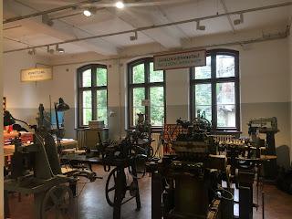 ドイツ技術博物館展示