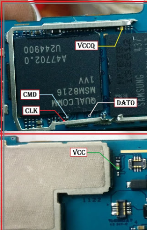 Samsung A300H dump file download