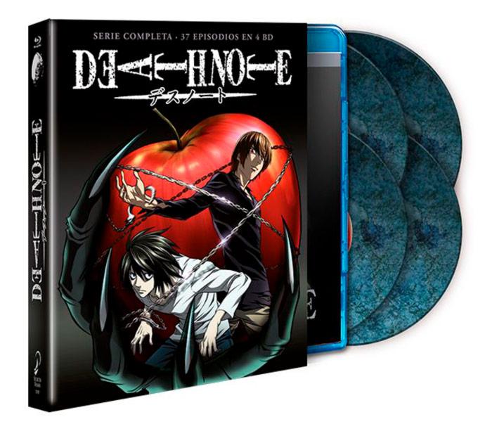 Death Note: La serie completa - Selecta Visión