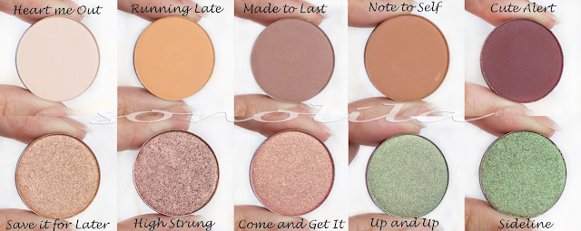 Pressed Eyeshadow Colour Pop