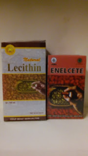 NATURAL LECITHIN 100 cc & NEO LECITHIN   KAPSUL : 30 KAPSUL