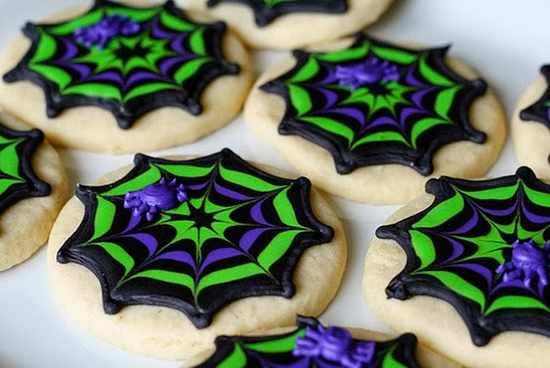 Healthiana: Cookies Decorating Ideas For Halloween 2013