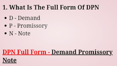 What Is The Full Form Of DPN