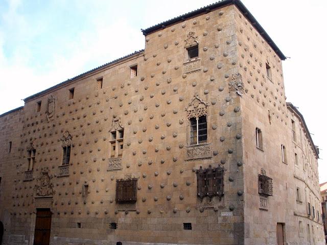Casa das Conchas de Salamanca