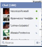 Vedere tutti gli amici online in chat Facebook come era prima