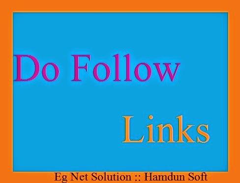 100 DOFOLLOW SITES LINKS FOR BACKLINKING - Eg Net Solution