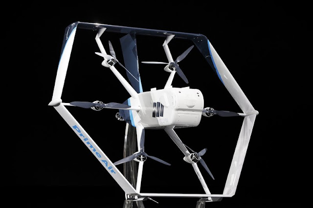 Drons Amazon