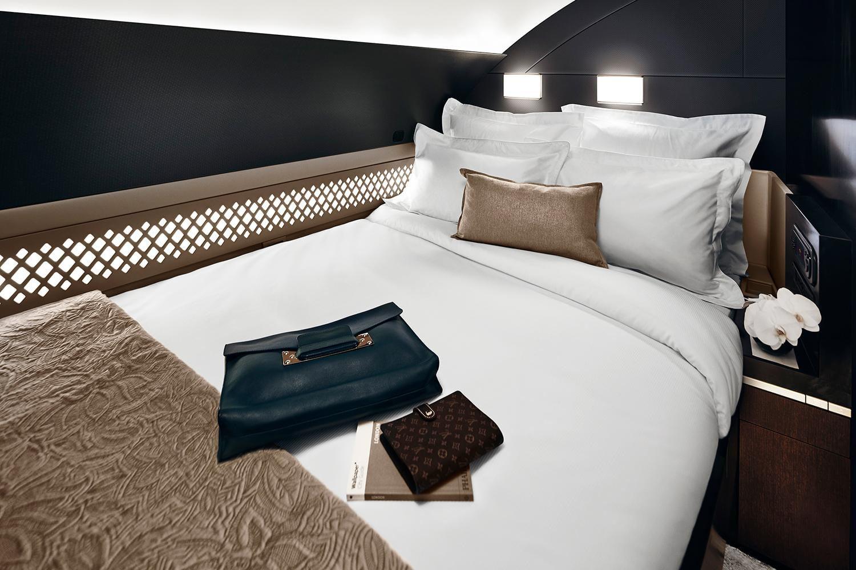 Etihad A380 The Residence