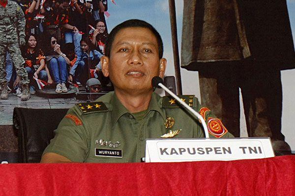 Inilah Penjelasan Kapuspen TNI Soal Dugaan Dua Tentara AS Menyusup