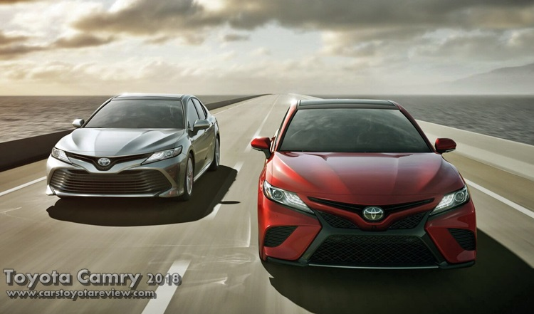 Why Toyota Not Adding Turbo Four And Still Offering V-6 In Camry 2018