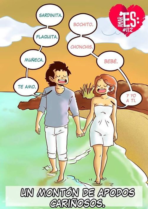 55 Adorable Comics That Capture Love And Affection Between Young Lovers