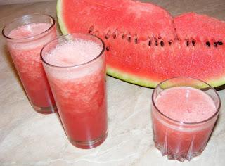 smoothie de pepene rosu, suc de pepene verde, retete, sanatate, cure, diete, sucuri, bauturi, limonada,
