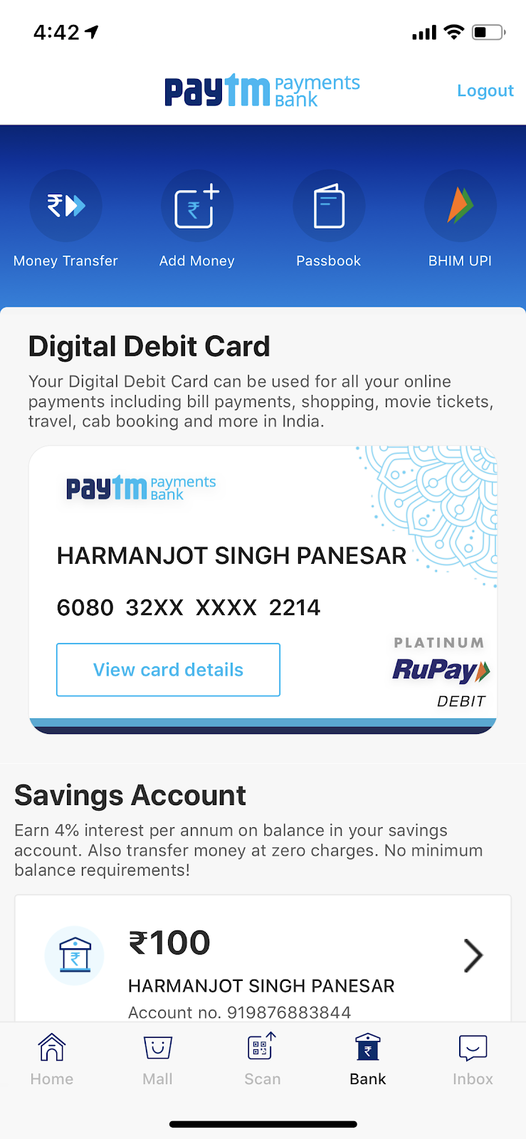 What is Paytm Payments Bank? How To Use it? - 24TechZone
