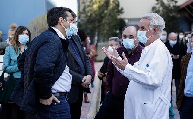 Γιατροί «Θριασίου» σε Τσίπρα: Τεράστιο το πρόβλημα με την κατάργηση των χειρουργείων