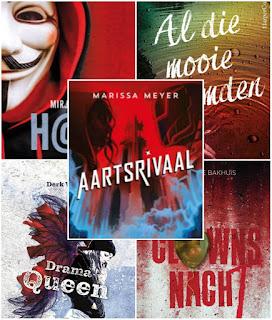Best of YA, Gottmer, Blossom Books, HarperCollinsHolland