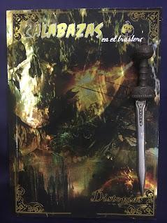 Portada del libro Calabazas en el trastero: Distopías, de varios autores
