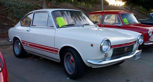Fiat Abarth OT1300 Coupe
