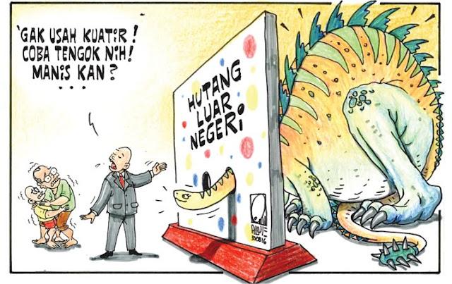 Bangun Tol Cisumdawu, Pemerintah Utang Lagi ke Cina Rp. 2,3 TRILIUN