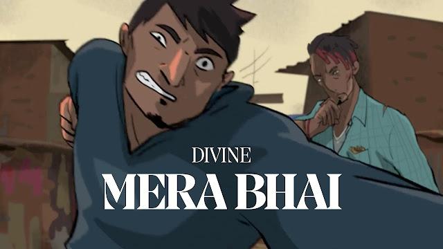 DIVINE - MERA BHAI SONG LYRICS | Prod. by Karan Kanchan | Lyrics Planet