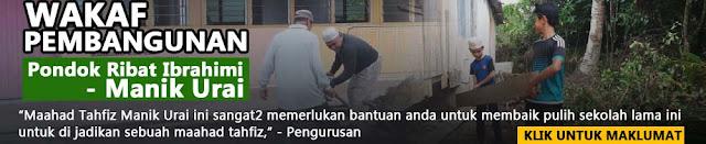 Sumber - FB Pondok Ribat Ibrahimi