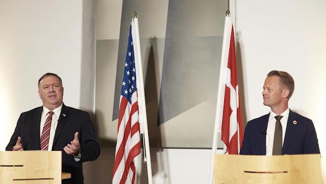 """Pompeo: EE.UU. """"llegó tarde a la fiesta"""" del Ártico, pero aun así """"tendrá éxito"""""""