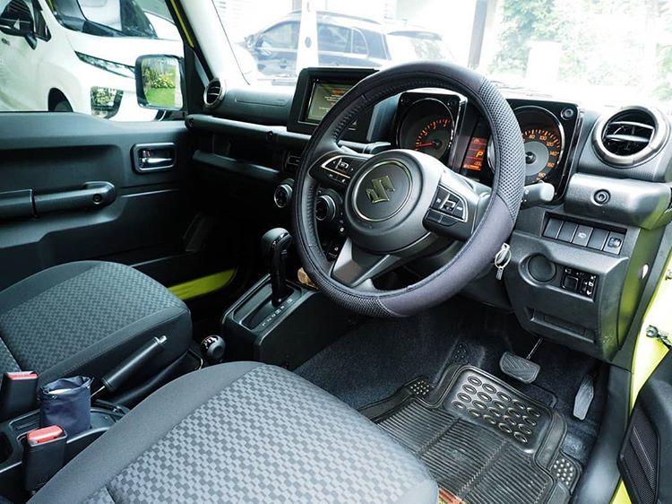 Interior Suzuki Jimny 2020