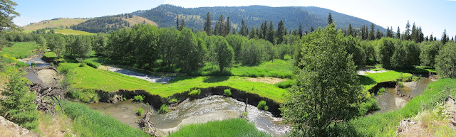 Triple Creek in Okanogan County