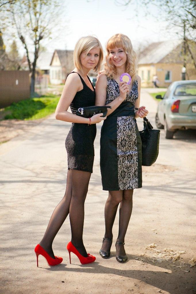 Elegant nylons