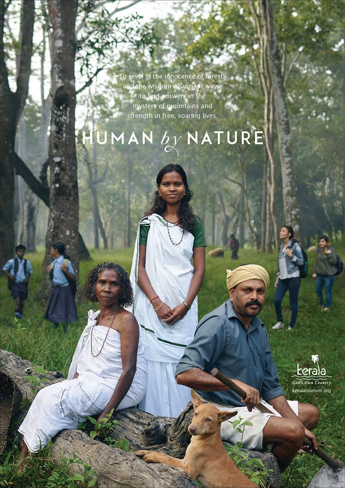 The nature loving people of Kerala