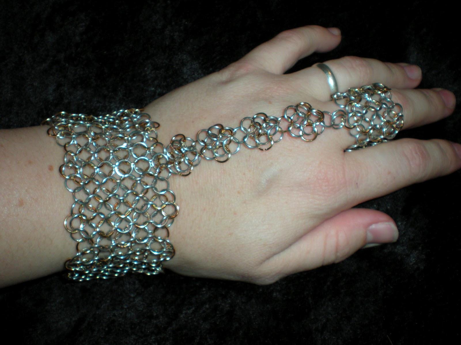 Fashion Of Life Style Slave Bracelet